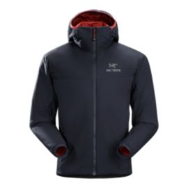 Arc'teryx Men's Atom LT Insulated Hooded Jacket - Admiral