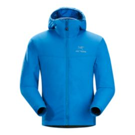 Arc'teryx Men's Atom LT Insulated Hooded Jacket - Macaw - Prior Season