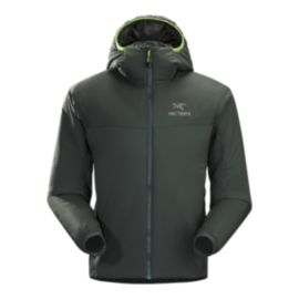 Arc'teryx Men's Atom LT Insulated Hooded Jacket - Odysseus