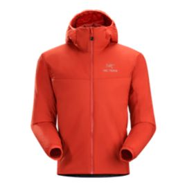 Arc'teryx Atom LT Men's Hoodie Jacket - Vermillion