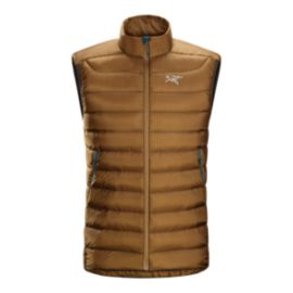 Arc'teryx Men's Cerium LT Down Vest - Bourbon