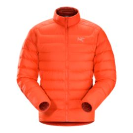 Arc'teryx Men's Thorium AR Down Jacket - Magma