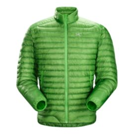 Arc'teryx Men's Cerium SL Down Jacket - Hylidae Green - Prior Season