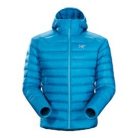 Arc'teryx Cerium LT Men's Hoodie Jacket - Adriatic Blue