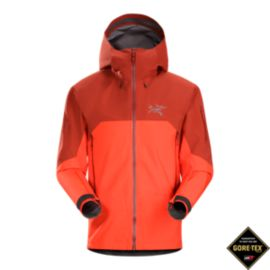 Arc'teryx Men's Rush Gore-Tex Jacket - Magmatic Red