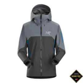 Arc'teryx Rush Men's Jacket - Tungsten Magnet Grey
