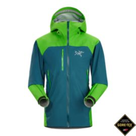 Arc'teryx Men's Tantalus Jacket - Rohdei Pytheas Green