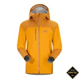 Arc'teryx Men's Tantalus Jacket - Oak Madras Orange