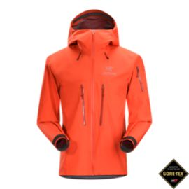 Arc'teryx Alpha SV Men's Jacket - Cardinal Red