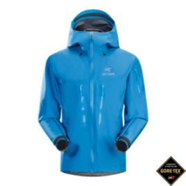 Arc'teryx Men's Alpha SV Gore-Tex Jacket - Macaw Blue