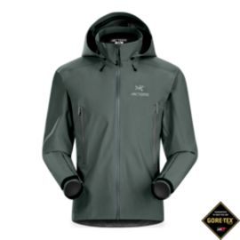 Arc'teryx Men's Beta AR Gore-Tex Jacket - Nautic Grey