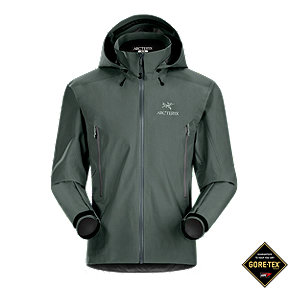 Arc'teryx Beta AR GORE-TEX&reg&#x3b; Men's Jacket - Nautic Grey