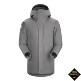 Arc'teryx Therme Men's Parka - Carbon Steel