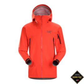 Arc'teryx Men's Sabre Gore-Tex Shell Jacket - Magma Red