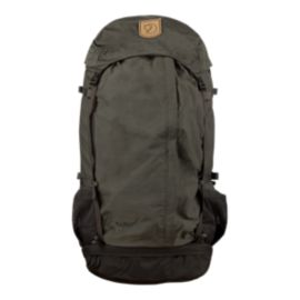 Fjällräven Women's Kaipak 58L Backpack - Stone Grey