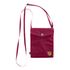 Fjällräven Pocket Shoulder Bag - Plum