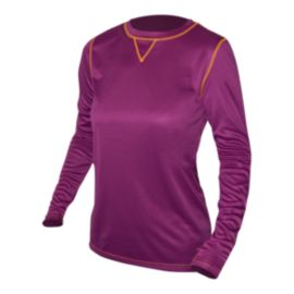 Level 6 Women's Mist Long Sleeve Rash Guard