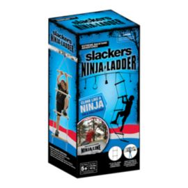 Slackers Ninjaline 8' Rope Ladder