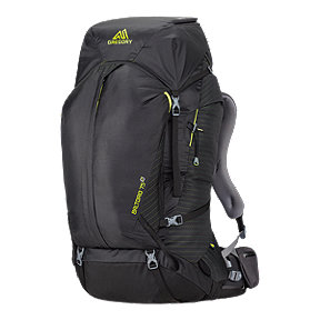 Gregory Baltoro 75L Backpack with Goal Zero Solar - Volt Black