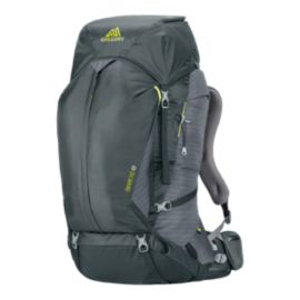 Gregory Women's Deva 70L Backpack with Goal Zero Solar - Volt Grey