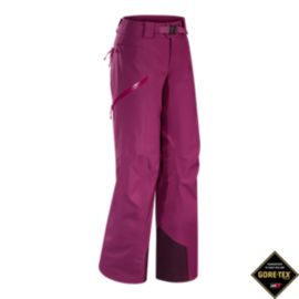 Arc'teryx Sentinel GORE-TEX&reg&#x3b; Women's Pants - Lt Chandra Pink