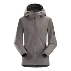 Arc'teryx Gamma MX Women's Hooded Jacket - Nickel