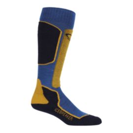 Icebreaker Men's Ski+ Light Over The Calf Ski Socks