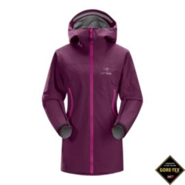 Arc'teryx Zeta AR GORE-TEX® Women's Shell Jacket - Lt Chandra Pink