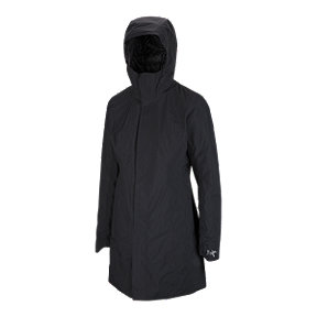 Arc'teryx Women's Durant Long Gore-Tex Insulated Jacket - Black