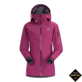 Arc'teryx Women's Beta SV Gore-Tex Jacket - Light Chandra Pink