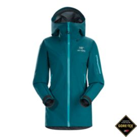 Arc'teryx Beta SV GORE-TEX® Women's Shell Jacket - Oceanus Blue
