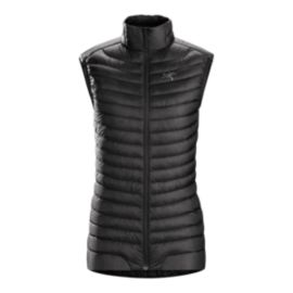 Arc'teryx Women's Cerium SL Down Insulated Vest - Black
