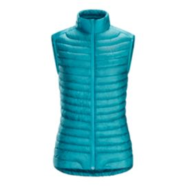 Arc'teryx Women's Cerium SL Down Insulated Vest - Cerulean Blue