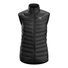Arc'teryx Cerium LT Women's Down Vest - Black