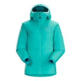 Arc'teryx Atom AR Women's Insulated Hooded Jacket - Castaway Turquoise