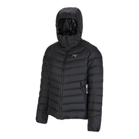 Arc'teryx Women's Thorium AR Down Hooded Jacket - Black