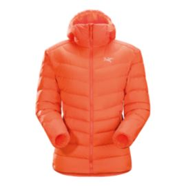 Arc'teryx Thorium AR Women's Hooded Down Jacket - Fiesta Orange