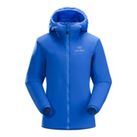 Arc'teryx Women's Atom LT Insulated Hooded Jacket - Somerset Blue