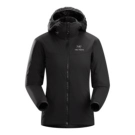 Arc'teryx Women's Atom LT Insulated Hooded Jacket - Black
