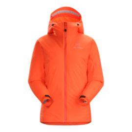 Arc'teryx Women's Kappa Insulated Hooded Jacket - Fiesta Orange