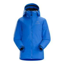 Arc'teryx Women's Kappa Insulated Hooded Jacket - Island Blue
