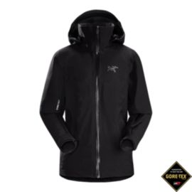 Arc'teryx Women's Tiya Gore-Tex Insulated Jacket - Black - Prior Season