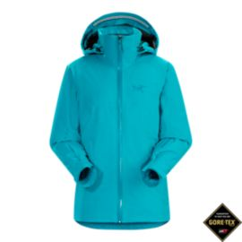 Arc'teryx Women's Tiya Gore-Tex Insulated Jacket - Cerulean Blue
