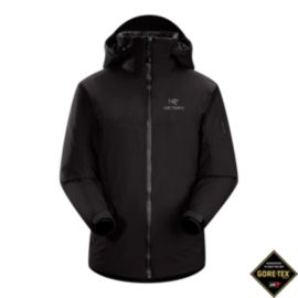 Arc'teryx Women's Fission SV GORE-TEX&reg&#x3b; Insulated Jacket - Black