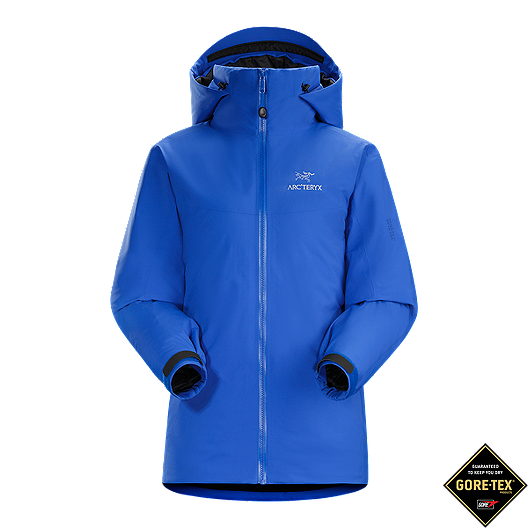 472caee23e Arc'teryx Women's Fission SV Gore-Tex Insulated Jacket - Somerset Blue |  Atmosphere.ca