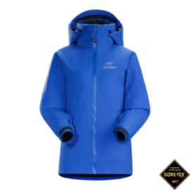 Arc'teryx Women's Fission SV Gore-Tex Insulated Jacket - Somerset Blue