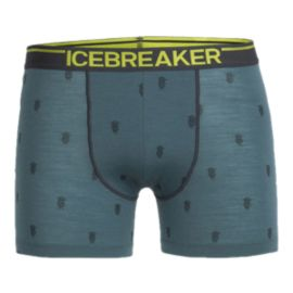 Icebreaker Anatomica Men's Boxer Brief