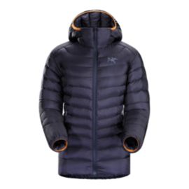 Arc'teryx Cerium LT Women's Hooded Down Jacket - Mariana Purple