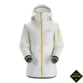 Arc'teryx Women's Sentinel Gore-Tex Jacket - Chamisa White - Prior Season