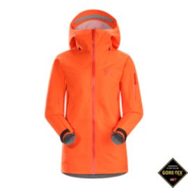 Arc'teryx Sentinel 3L GORE-TEX® Women's Jacket - Orange Julia